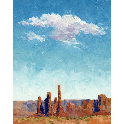 The Totem - Monument Valley