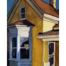 Hafen House – Santa Clara - Watercolor - by Donald Alan Carter